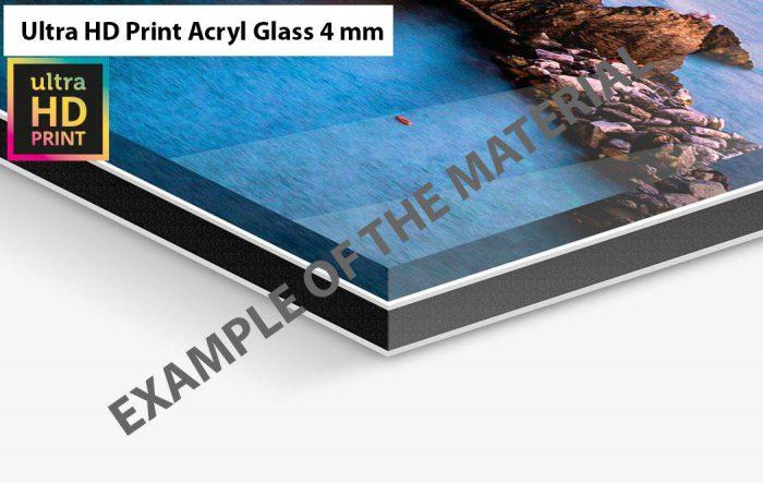 Wall Print Example of material Ultra HD Print Acryl Glass 4 mm Siehu Photography prints. Wall Art by Siebe Hubers.