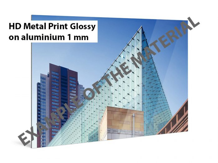 Wall Print Example of material HD Metal Print on aluminium 1 mm Siehu Photography wall prints. Wall Art by Siebe Hubers.